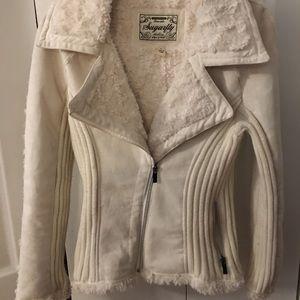 Sugarfly biker jacket!